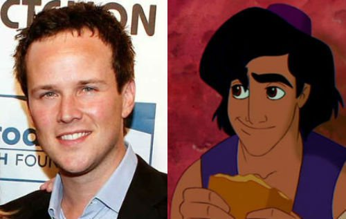 17 TV Stars Who Voiced Animated Disney Characters