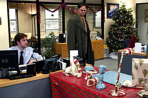 An 'Office' Christmas Party: Joyful & Not So Merry Moments at Dunder Mifflin