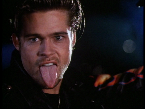 Brad Pitt in Tales from the Crypt