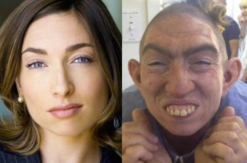 Naomi Grossman as Pepper in Asylum