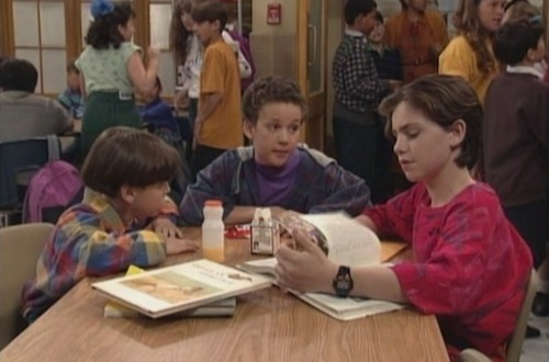 Facts From a TV Junkie: 'Boy Meets World'