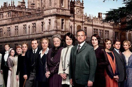 Facts From a TV Junkie: 'Downton Abbey'