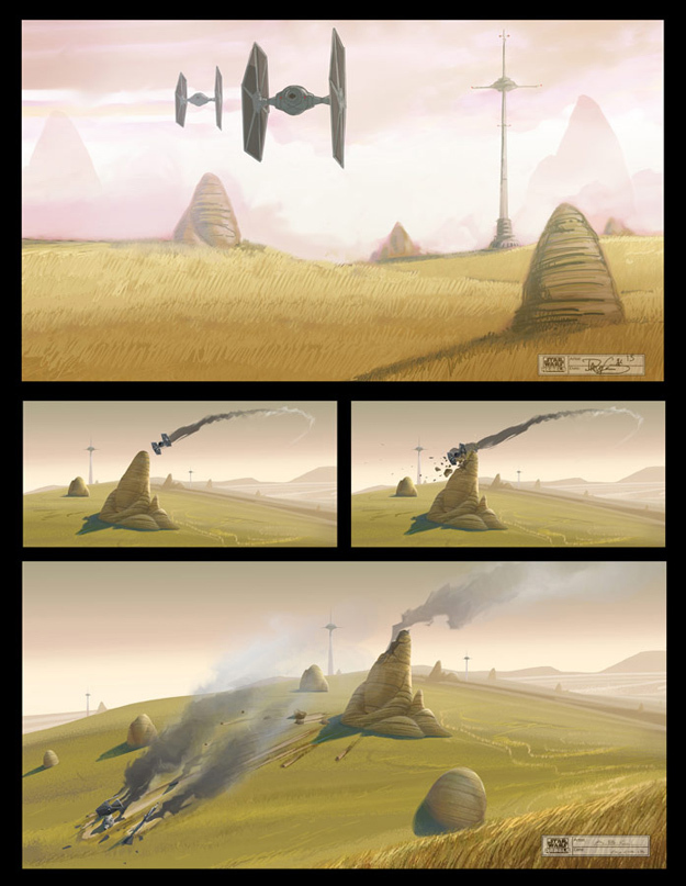 Rebels concept artwork