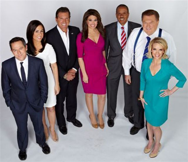'The Five' hosts