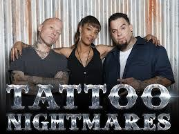 Tattoo Nightmares title card