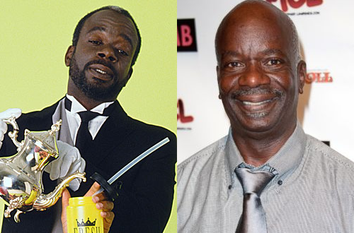 Joseph Marcell as Geoffrey Butler
