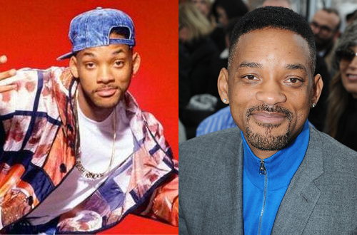 Will Smith as Will Smith on Fresh Prince