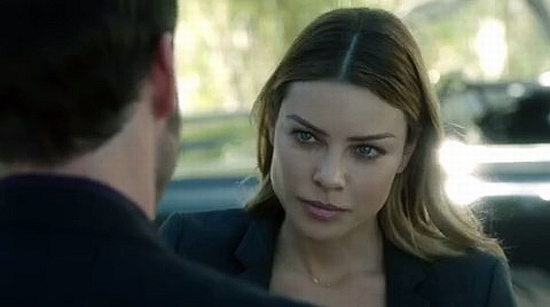 Lauren German in Fox's Lucifer