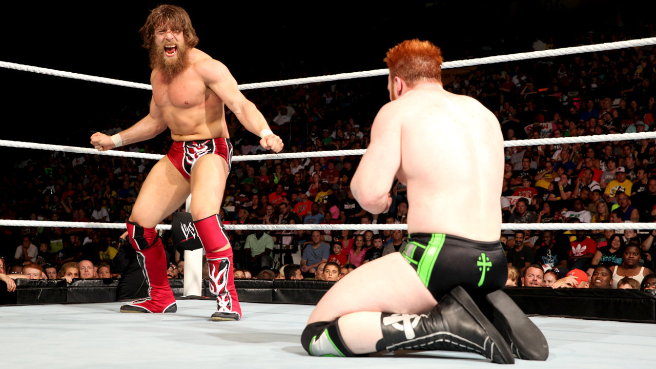 Bryan vs Sheamus