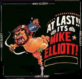 At Last...It's Mike Elliott