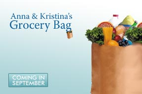 Anna and Kristina's Grocery Bag