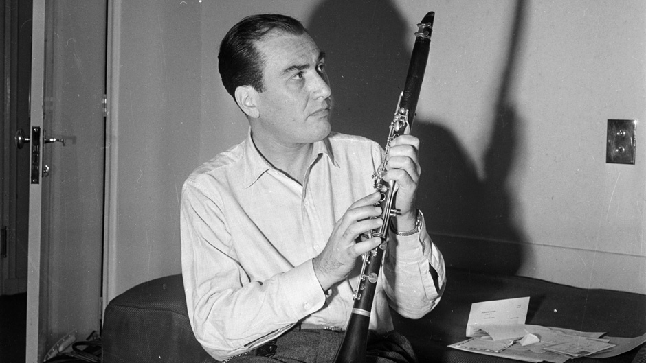 Artie Shaw: Quest for Perfection