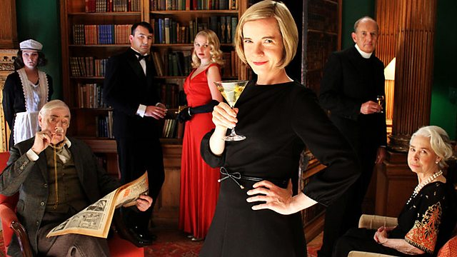 A Very British Murder with Lucy Worsley