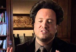 Ancient Aliens: Giorgio Tells All