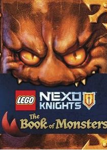 Nexo Knights: The Book of Monsters