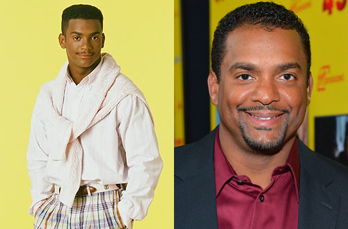 Alfonso Riberio as Carlton Banks