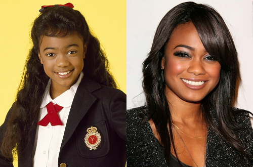 Tatyana Ali as Ashley Banks