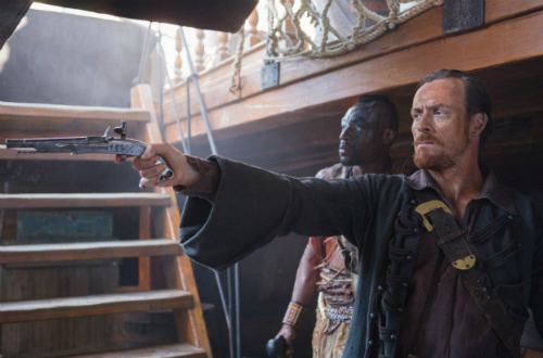 TVRage Bulletin: Watch First Episode of 'Black Sails,' Sophia Bush Heads to 'Law & Order' & More!
