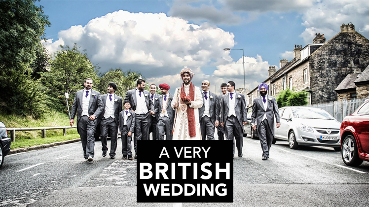 A Very British Wedding